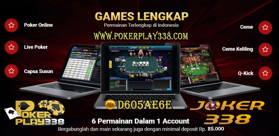 DAFTAR POKERPLAY338