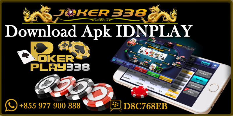 DOWNLOAD APLIKASI POKER IDNPLAY ANDROID