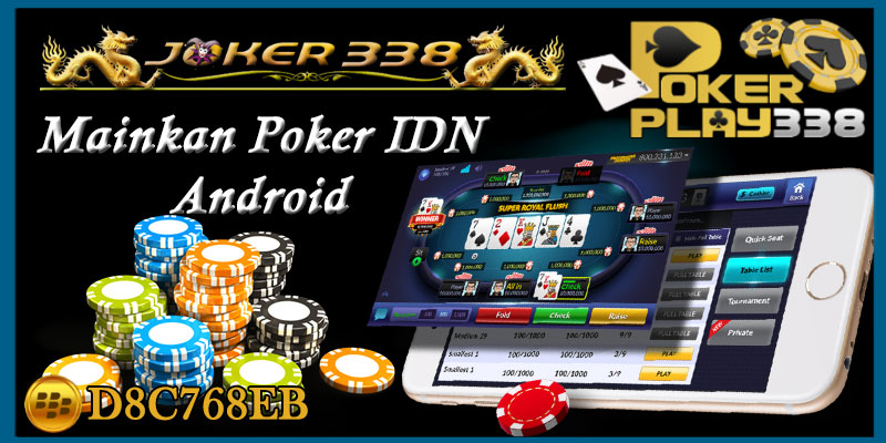 MAIN POKER IDNPLAY